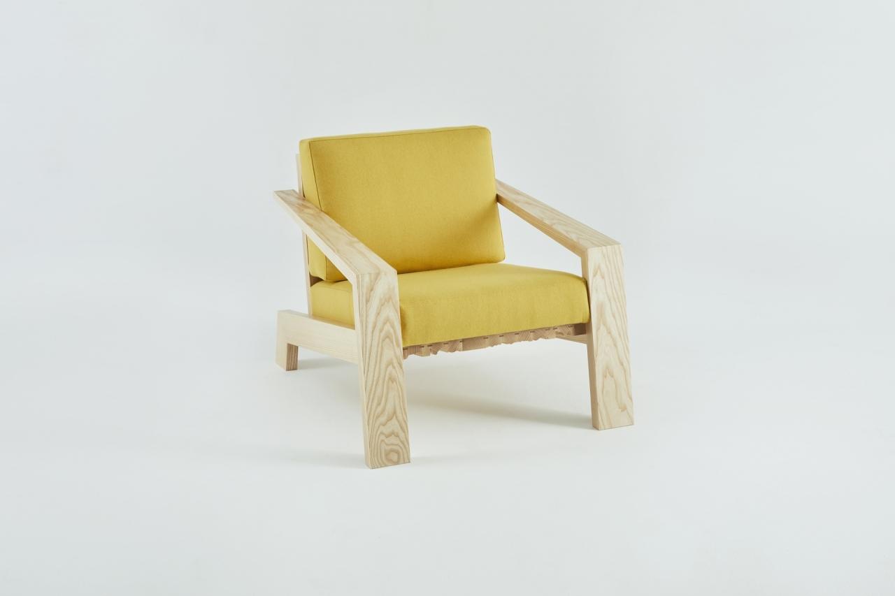 DOUCINE armchair